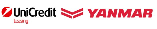 UniCredit un Yanmar logo